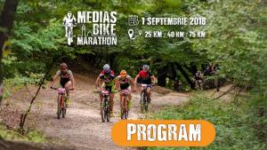 Program Medias Bike Marathon -7 Septembrie 2019